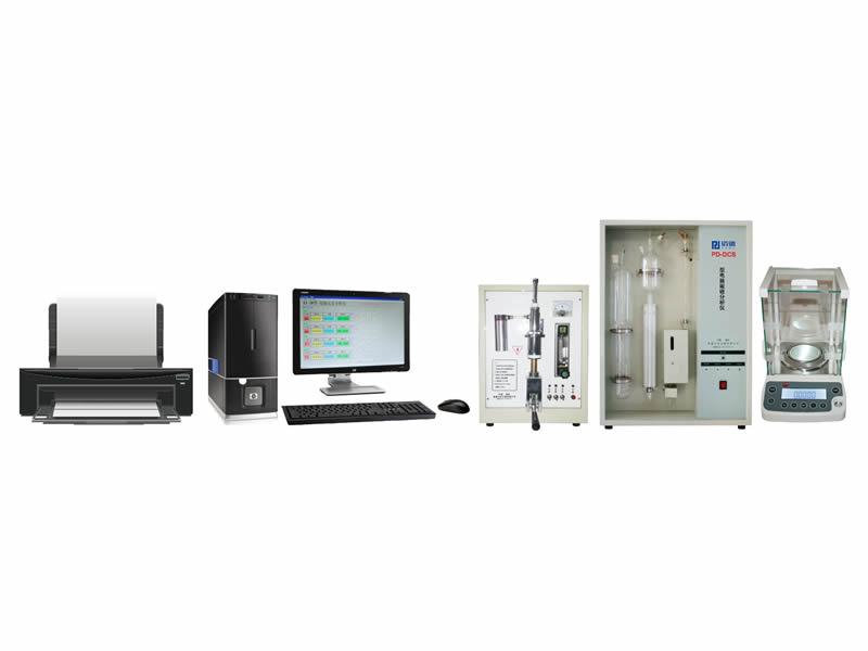 PD-DCS電腦碳硫分析儀