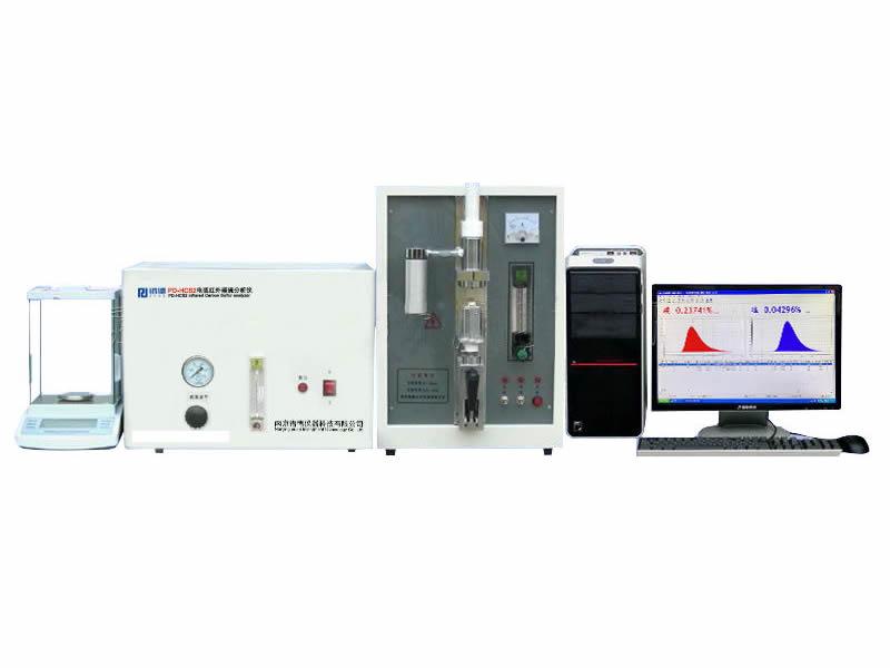 PD-HCS2型电弧红外碳硫分析仪