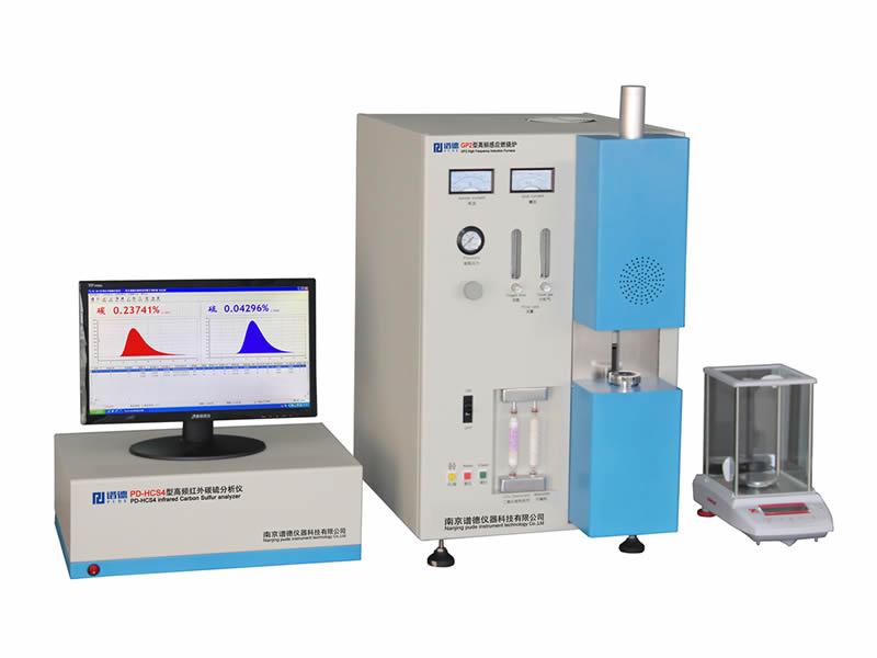 PD-HCS4型高頻紅外碳硫分析儀