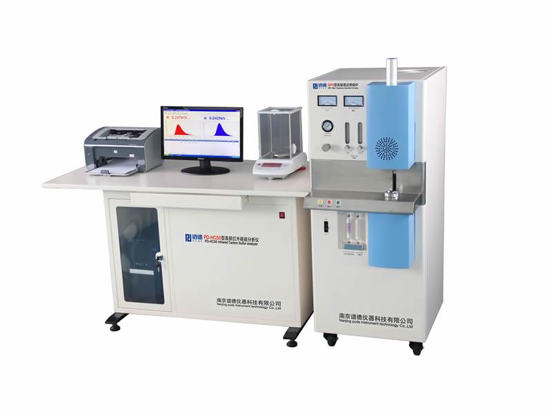 PD-HCS5型 高频红外碳硫分析仪