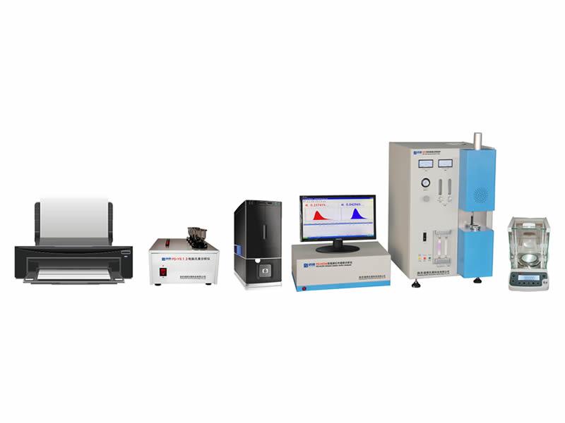 PD-HYS12型金属材料分析系统